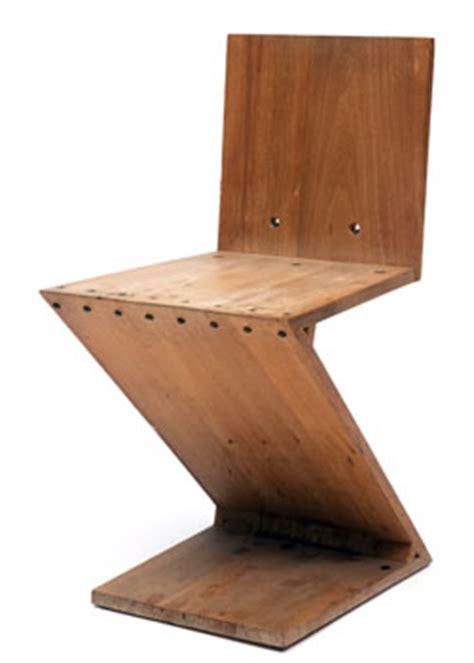 de stoel 7 augustus zigzagstoel gerrit rietveld designstoelen org
