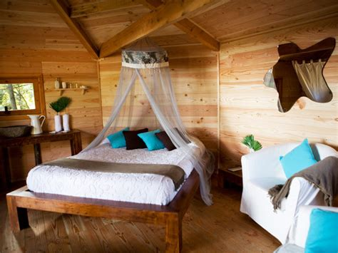 treehouse bedroom furniture bedroom landscape bed creative fun nature architecture