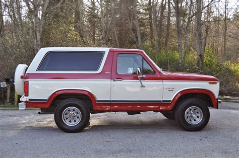 1982 Ford Bronco all american classic cars 1982 ford bronco xlt lariat 4x4