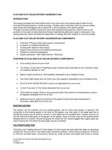 Business Plan Template South Africa business plan template free south africa