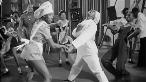 where did swing dance originated 1944 instructional video teaches you the lindy hop the