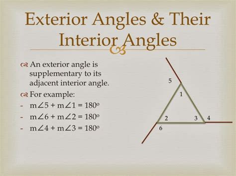 Exterior And Remote Interior Angles by Rat Ate Homework Exterior Interior Remote