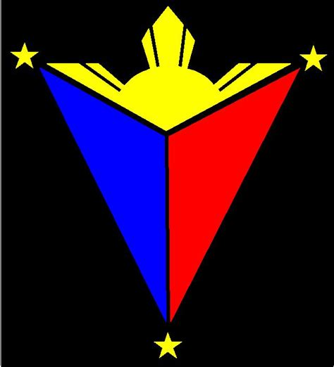 3 stars amp sun filipino flag custom t shirts designs