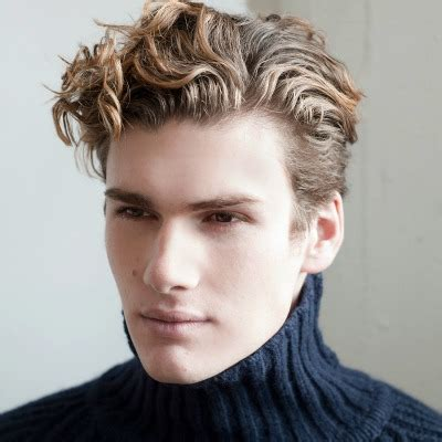 mens cuts wavy hair make face look thinner how to style a modern quiff the idle man