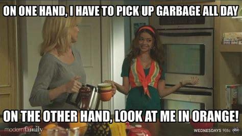 Modern Family Memes - sarah hyland as haley modern family memes modern