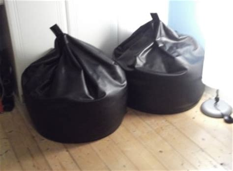 Bean Bags For Sale Two Leather Bean Bags For Sale In Newbridge Kildare From