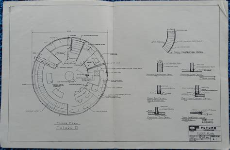 futuro house floor plan the futuro house concept design manufacturing