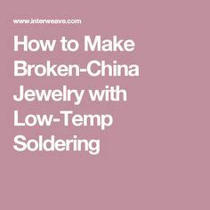 how to make broken china jewelry how to nip focal flower from china plate jewelry