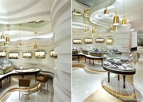 small jewellery shop interior design image jewelry store