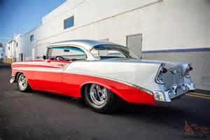 1956 chevy chevrolet bel air pro touring 55 56 57 2 door