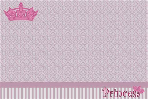 invitaci n de bautizo de princesa para imprimir princesa tarjetas im 225 genes e invitaciones para imprimir