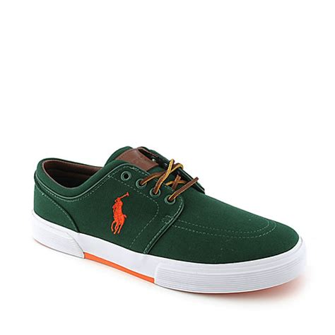 polo casual shoes polo ralph faxon low mens casual shoe