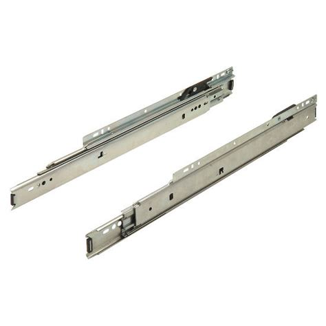 Floor Mounted Drawer Slides by Accuride 1 Overtravel Side Mounted Drawer Slide With