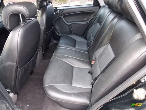 saab viggen seats 2000 saab 9 3 viggen sedan rear seat photos gtcarlot