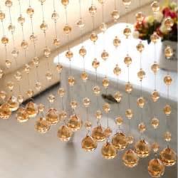 Custom Bead Curtains Custom Window Door Curtain Line String Luxury Crystal