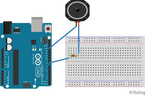 Gambar Dan Speaker Advance arduino dan speaker