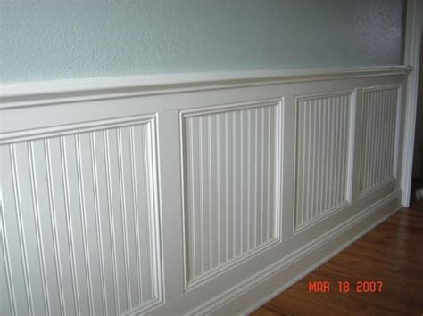 Wainscoting Beadboard Panels Custom Wainscot Wainscoting Handyman Remodel Colorado Springs