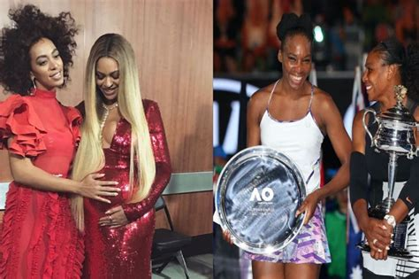 Beyonces Sibiling Rivalry by Act The Knowles And Williams Siblings Define