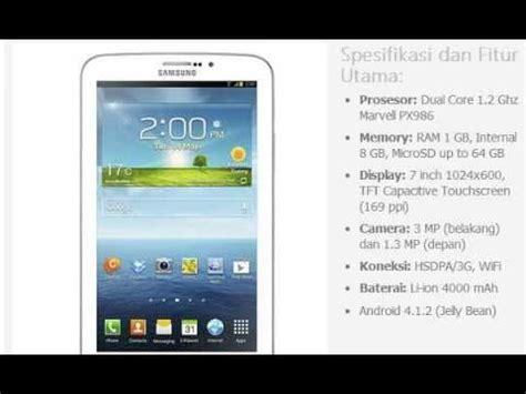 Hp Samsung Galaxy Tab 3 Second harga hp samsung galaxy tab 3 7 0gadgettekno