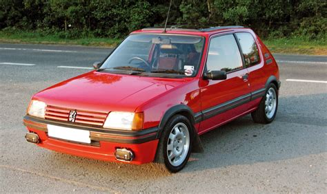 peugeot 205 gti peugeot 208 gti will resurrect spirit of 205 gti says car