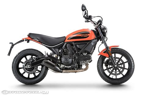 399cc Ducati Scrambler Sixty2 Makes Debut   Motorcycle USA