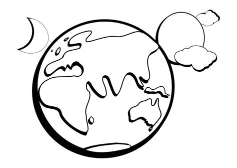 god created heaven and earth coloring pages coloring