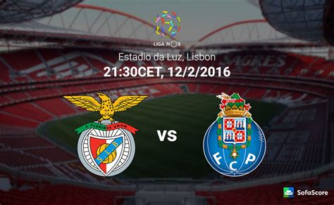 benfica porto porto a must win fixture at luz against benfica