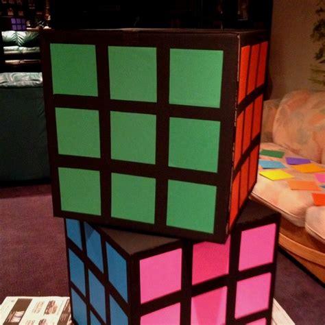 cube decorations 37 best 80s party decorations images on pinterest 80s