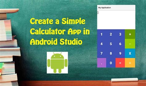 android tutorial make android calculator app how to create calculator app in android studio androidebook
