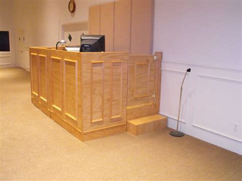 Church Sound Desk by Sound Booth By Rsmith71 Lumberjocks Woodworking