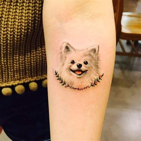 tattoo love dog 11 sweet and classy dog tattoos to show your pup your