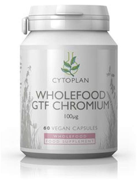 Does Chromium Detox Copper by Chromium Gtf Wholefood Supplements For Health