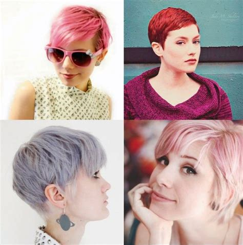 hair style for a nine ye cabelo curto colorido 2 cabelo pinterest cabelo