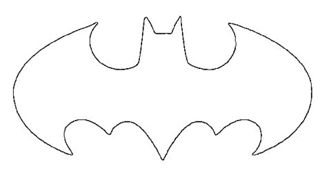 batman symbol template search results for batman logo printable template