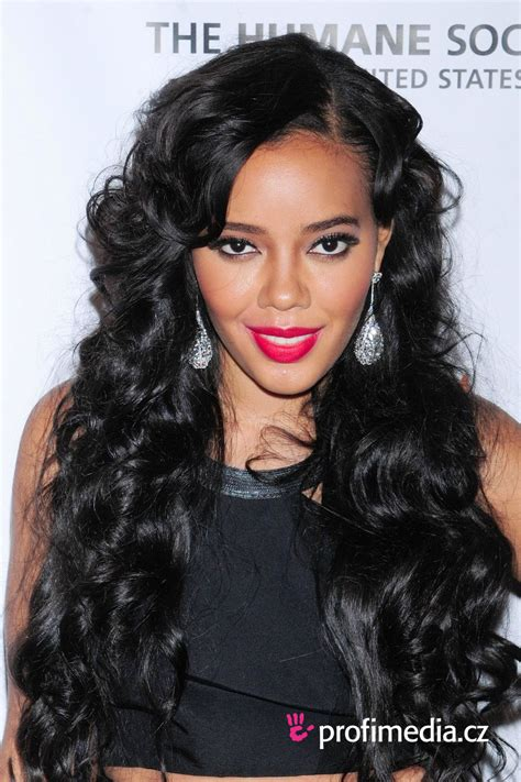Angela Simmons Hairstyles by Angela Simmons Hairstyle Easyhairstyler