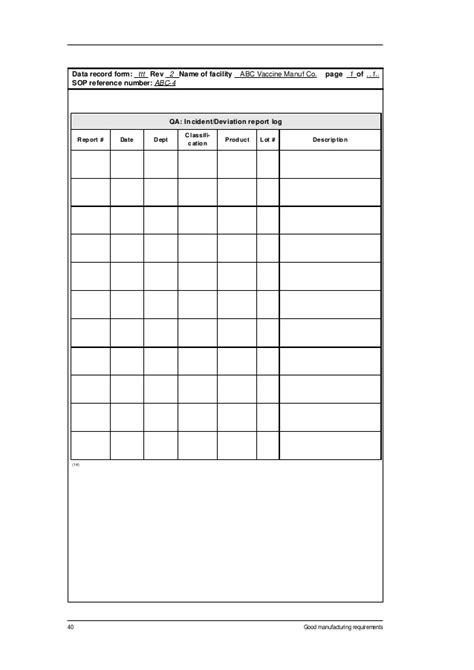 Report Letter Of Lost Item Incident Report Sle Letter For Lost Item