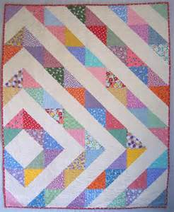 dreaming half square triangle quilt by mcdowell