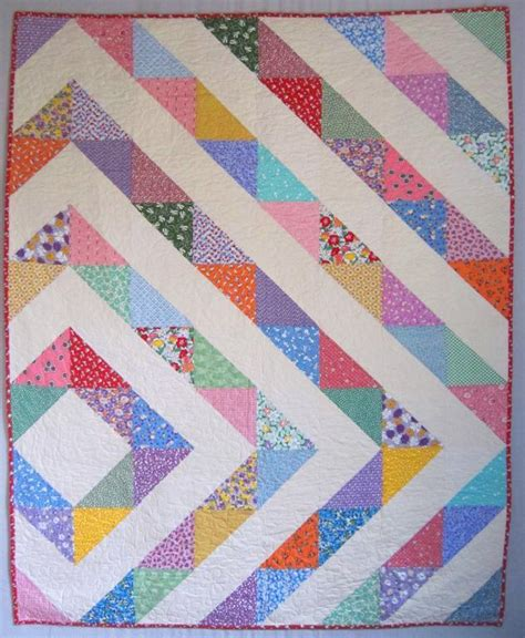 Half Triangle Quilt Patterns by Dreaming Half Square Triangle Quilt By Mcdowell