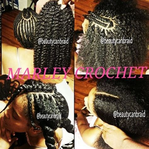 crotchet braids and leaving some of your hair out pinterest the world s catalog of ideas