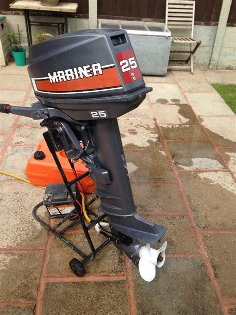 yamaha speed boat engine 25hp mariner yamaha 2 stroke outboard electric start