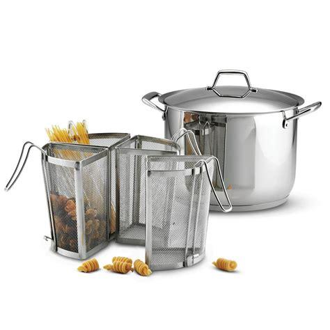 Cooktop Tramontina Tramontina Gourmet Prima 16 Qt Covered Pasta Cooking Set