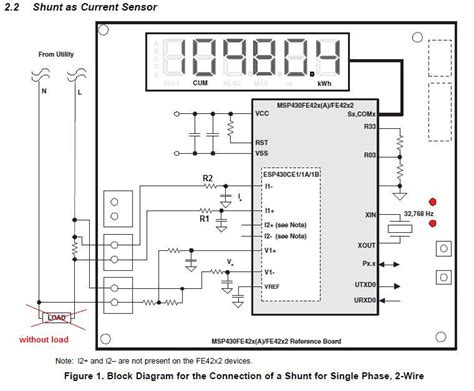power meter integrated circuit power meter integrated circuit 28 images an overview on single phase energy measurement ic