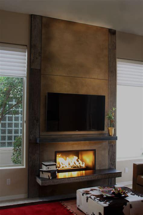 custom fireplace s and design scottsdale paradise