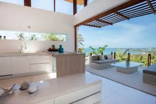 Modern Tropical Kitchen Design Visual Treat 20 Captivating Kitchens With An View