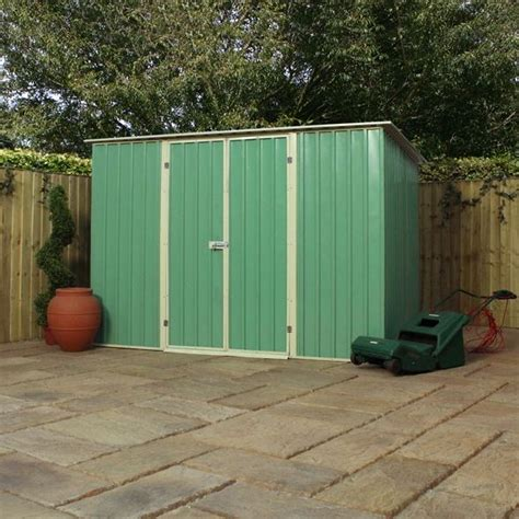 Cheap Plastic Sheds 8x6 by Metal Storage Sheds Who Has The Best