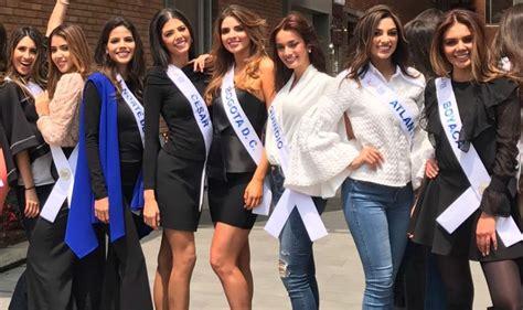 concurso nacional de belleza wikipedia la enciclopedia estas son las favoritas para ganar el concurso nacional de