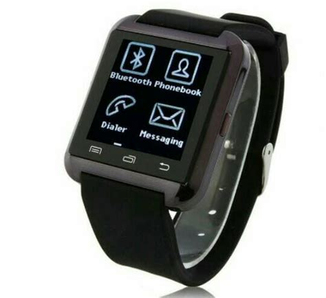 Smart U8 For Android Dan Ios T3010 1 Jual I One Smartwatch U8 Evulusi