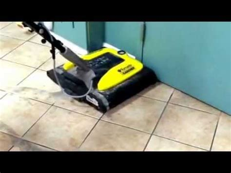 how to clean grout in tile floors