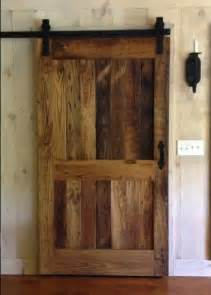 reclaimed barn doors on trend barn doors move inside the home hatch the