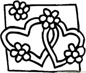 coloring pages free hearts hearts 08 coloring page free s day coloring